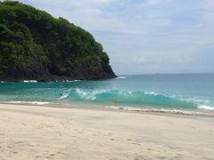 バリ島東部 アムック湾が恋しくて! レンタルバイクでホワイトサンドビーチへ