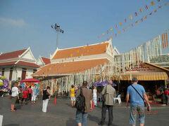 bkk3回1土曜2午前黄金寺2階3階の中華街博物館 バンコクで華僑の歴史を見せてもらう