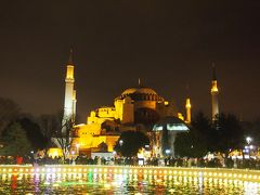 年末年始トルコ旅行①(イスタンブール観光1日目)