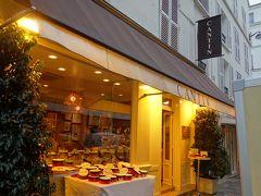 パリ観光のスタートはエッフェル塔。。。いやいや,マリー・アンヌ・カンタンのバターを買いに。