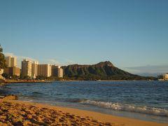 ハワイ3島周遊、(帰りに、ちょこっとオアフ島)