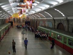 2013年北朝鮮旅行記その8 万景台、地下鉄・・・
