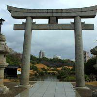 青春18切符一人旅 熊本城~湯布院温泉~熊本水前寺公園 旅の終わりは熊本でちょいと一杯♪④