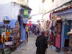 年末年始モロッコ~スペイン縦断の旅 7(フェズ~シャウエン)