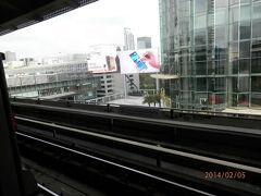 bkk3回5水曜3午前BTS戦勝記念塔きょうのバスは通常運行みたい
