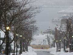 冬の函館 街歩き