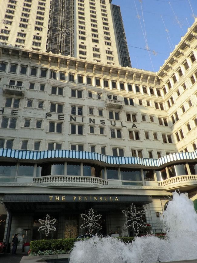 クリスマス直前の香港、マカオを巡りました。<br /><br />day1 香港着、香港観光   (☆)<br />day2 香港観光   (☆)<br />day3 マカオ観光、香港発