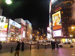 2013 ついに全国統一 蝦夷地制覇の旅【その1】札幌へ