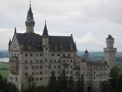 友だちたずねてドイツ旅 <2> ルートヴィヒ2世ゆかりのお城めぐり フュッセン編