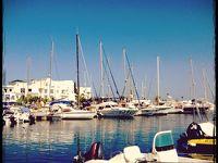 チュニジアは暑かった・・・2013夏⑨スース&ポート・エル・カンタウイで短時間リゾート☆