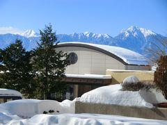 雪のダイヤモンド八ヶ岳美術館ソサエティ(1)