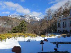 雪のダイヤモンド八ヶ岳美術館ソサエティ(2)