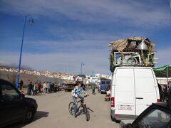 年末年始モロッコ~スペイン縦断の旅 8(シャウエン~セウタ~アルヘシラス)