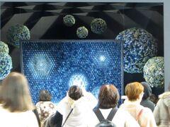 Japan キルト展@東京ドーム 2014② 黒羽志寿子さんの作品群と真夜中のおひなさま(^o^)