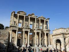 年末年始トルコ旅行★エフェソスの古代遺跡