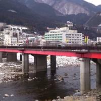 雪の下呂温泉&ちょこっと名古屋メシ
