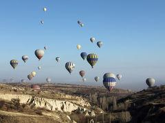 年末年始トルコ旅行★カッパドキア(前編)★気球から初日の出を拝もう