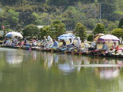 佐倉市散策(42)・・印旛沼周辺の釣り場を訪ねます。