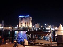 ドバイ1日目 夜到着(ホテルに移動、バスタキヤ地区、バール・ドバイ)