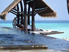 ワン & オンリー リーティラ モルディブ 【 水上ヴィラ 】 King of Beach Resort の素敵な オ・モ・テ・ナ・シ・・・②
