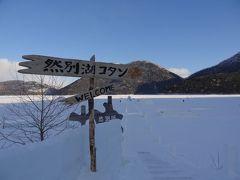 流氷と氷瀑まつりとペンギンの散歩を見に真冬の北海道へ<1>