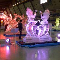 エムウェーブ「氷の彫刻展」&スケートセンター無料開放でオリンピック気分満喫!