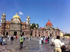 2014 02 メキシコ①5世界遺産10泊の旅メキシコシテイ