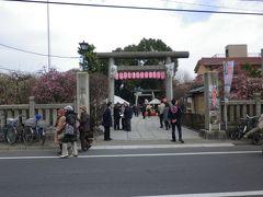 亀戸の旅行記