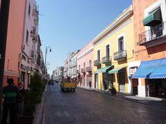 2014 02 メキシコ②5世界遺産10泊の旅 ブエプラ