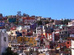 2014 02 メキシコ④5世界遺産10泊の旅 グアナファト