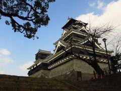ガイド付きで巡る熊本城