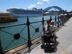 車椅子の妻とシリーズ第5弾 ニュージーランド~オーストラリア① オークランドまで