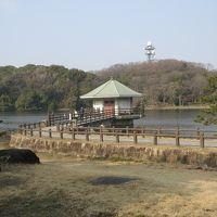淀川河川敷~山田池をチャリでブラブラ
