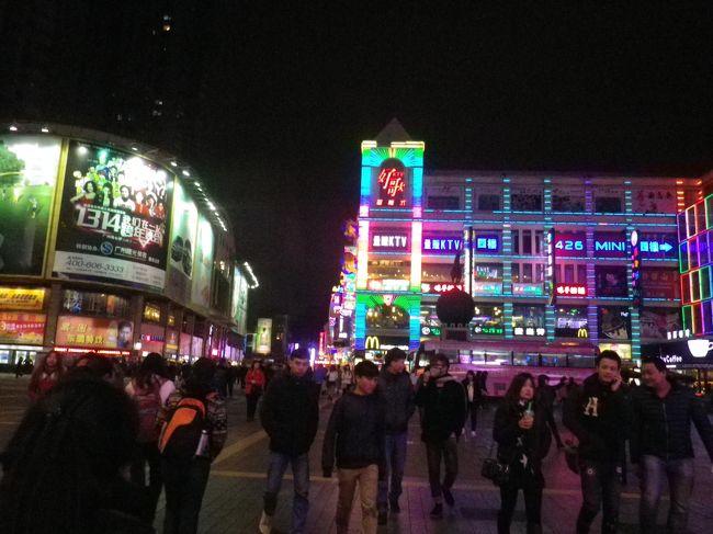 香港から深圳を抜け広州にやってきました!