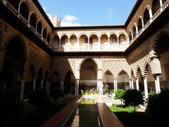 スペイン2012GW旅行記 【2】セビリア2(アルカサル、春祭り、闘牛場他)