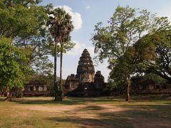 タイ旅行記(3)クメール遺跡