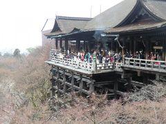 2014年3月 関西の旅 第1日 京都(洛東)、大阪遠征