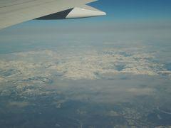2014年2月 ベルリン、ドレスデン7泊8日の旅 1日目(移動日)