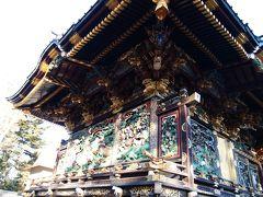 国宝・観喜院聖天堂-中殿・奥殿