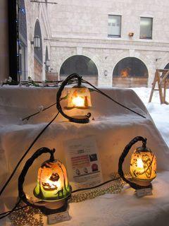 14 冬の北海道 北のウォール街と運河の町・小樽をぶらぶら歩き旅