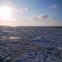 2014流氷の旅 おーろら号とガリンコ号をレンタカーで巡る!