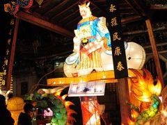 元宵節台湾8★ディナーブッフェ@絲路宴、おまいり@龍山寺、そして台北から上海へ