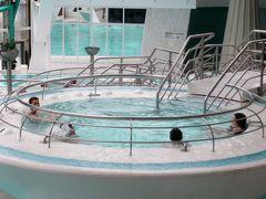 2014早春、南フランス等・4ヵ国巡り(12):2月27日(2):アンドラ公国:アンドラ・ラ・ヴェリャ、温泉施設、ダリの彫刻、グラン・ヴァリラ川