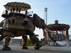 初めてのフランス&ロンドン13日間の旅 7日目 ナントの象