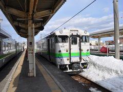 2014年3月江差線お別れの旅2(函館駅から江差駅へ)