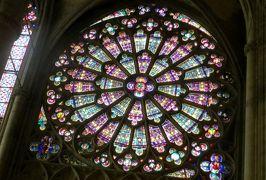 2014早春、南フランス等・4ヵ国巡り(16):2月28日(2):フランス:カルカソンヌの城塞、シテの中の街並み、聖ナザール聖堂、ステンドグラス塞