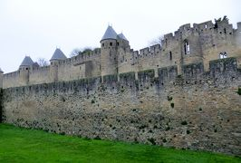 2014早春、南フランス等・4ヵ国巡り(19):2月28日(5):フランス:カルカソンヌの城塞、コンタル城、城塞からの眺望、城内の展示室