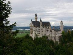 のんびり行こう~♪ドイツ・オーストリア12日間親子旅。vol.5 ノイシュヴァンシュタイン城(^-^)/