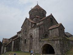 アルメニア旅行①(ハフバット修道院・セヴァン湖)