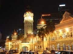 マレーシア/ クアラルンプール イスラムのかほり漂う街